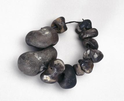 Amuletic stones, 19th century.