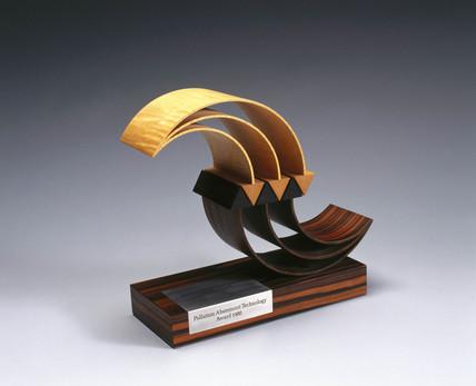 PATAS trophy, 1985.