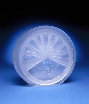 REMA trophy, 1993.