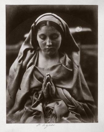 'St Agnes', 1864.