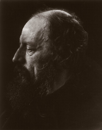 'Alfred Tennyson', 1866.