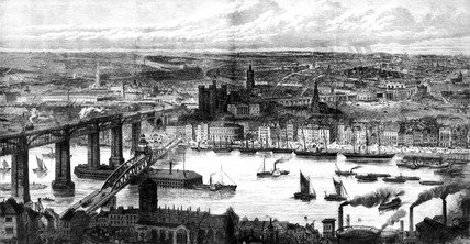 Newcastle upon Tyne, 1877.
