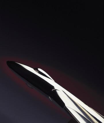 Avro Vulcan, experimental model, c 1950s.