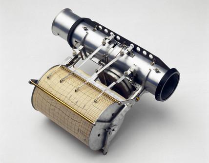 Marvin kite meteorograph, 1898.