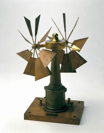 Anemometer, 1875.