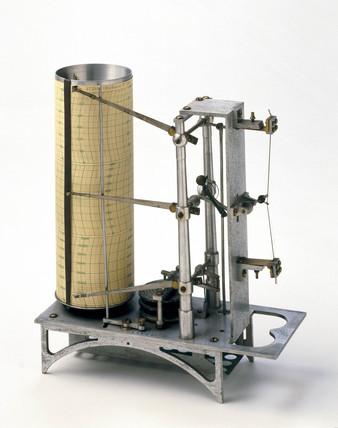 Richard meteorograph, 1899.