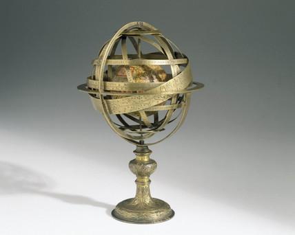 Armillary sphere, 1542.