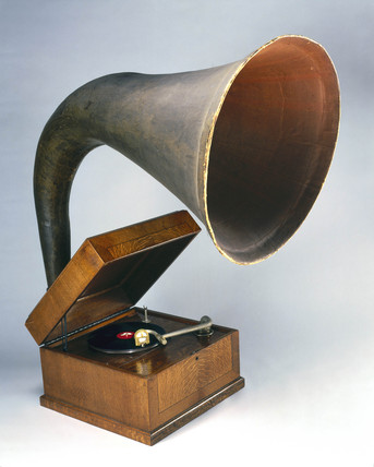 EMG Mark Xb handmade gramophone, c 1934.
