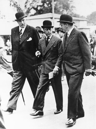 King Edward VIII, 10 September 1936.
