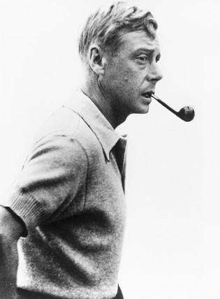 King Edward VIII, 17 August 1936.