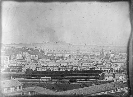 'Rome, Panorama from San Pietro in Montorio
