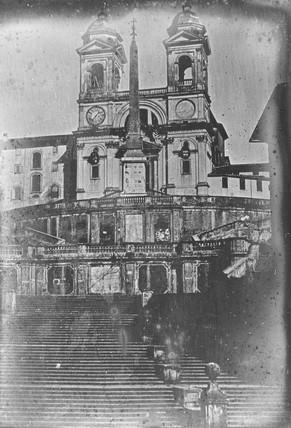 'Rome, posibly the Tristi di Mosti', 1841.