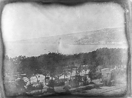 'Naples, No 2, Panoramic View from the West', 22 May 1841.
