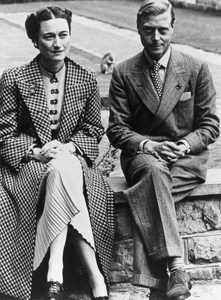 The Duke and Duches of Windsor, 13 September 1939.