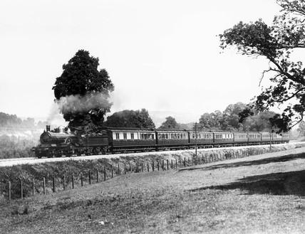 Great Western Railway steam locomotive No 3