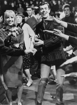 Mods dancing, 3 February 1964.