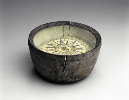 Mariner's compas, c 1775.