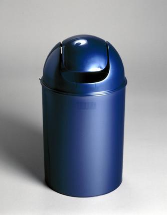 Plastic dustbin, 1998.