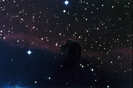 The Horsehead Nebula, late 20th century.