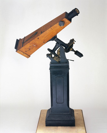 Kew photoheliograph, 1857.