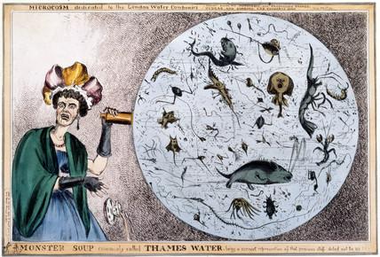 'Monster Soup', 1828.