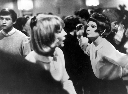 'Dancing Modsters at Catford', Greater London, 12 February 1964.