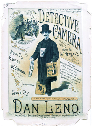 'Detective Camera', 1892.