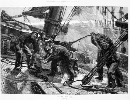 Sailors, 1874.