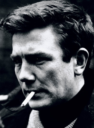 Albert Finney, British actor, April 1963.