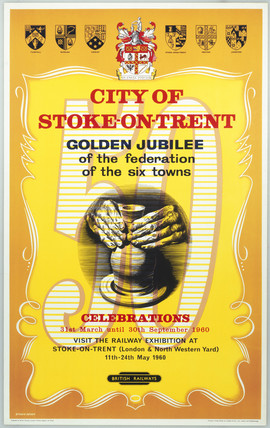 'Golden Jubilee Celebrations, City of Stoke