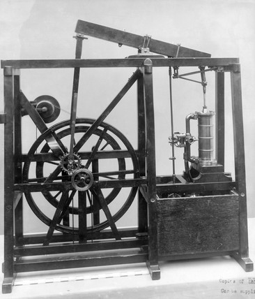 Boulton and Watt's 'Sun and Planet' engine, 1797.