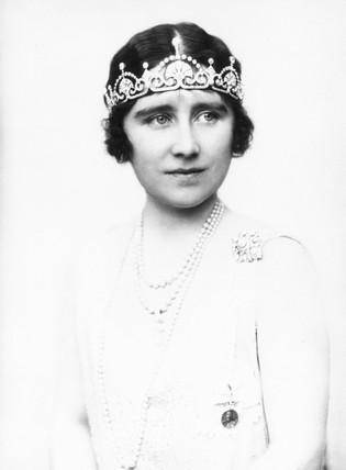 Queen Elizabeth, c 1920s.