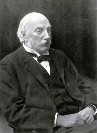 John William Rayleigh, British physicist,  c 1910.