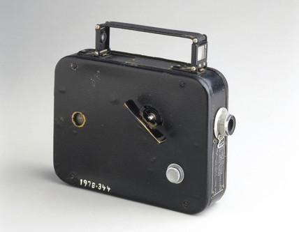 Cine Kodak Eight camera, model 20, American, c 1936.