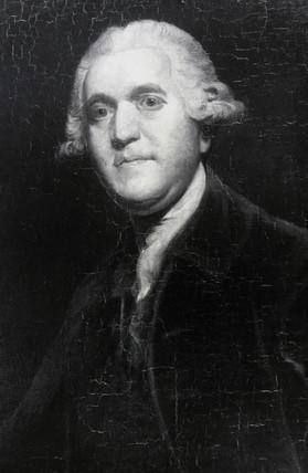 Josiah Wedgwood, English potter, c 1780s.
