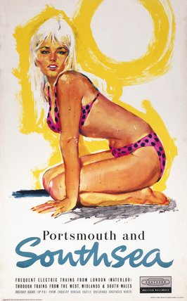 Portsmouth and Southsea, British Railways p