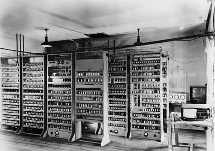 EDSAC 1 computer, c 1949.