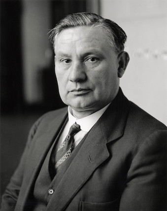 Ernest Bevin, Labour MP, 26 April 1931.
