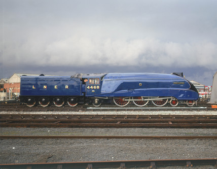 London & North Eastern Railway locomotive Mallard, 1938 (National Railway Museum / Science & Society)