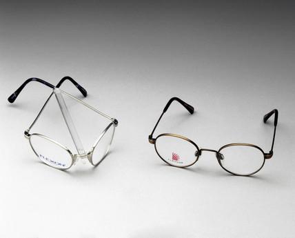 Flexon spectacles, c 1990s.