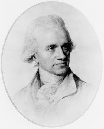 Sir William Herschel, English astronomer, 1738-1822.