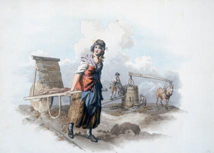 'Brick Maker', 1808.