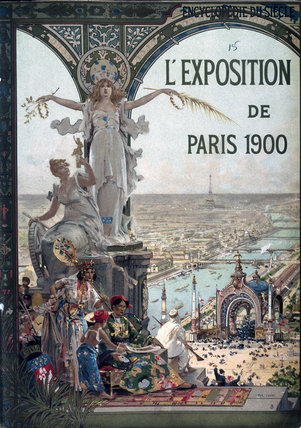 'Encyclopedie du Siecle: L' Exposition de Paris, 1900'.