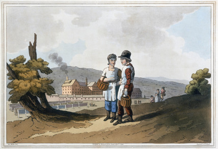 'Factory Children', 1814.