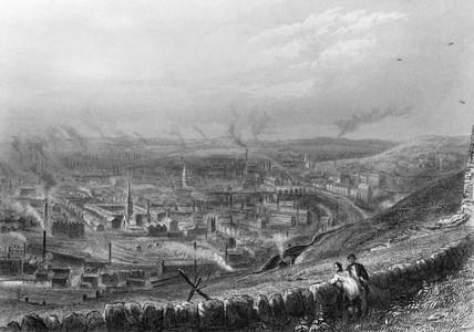 Halifax, West Yorkshire, 1869.