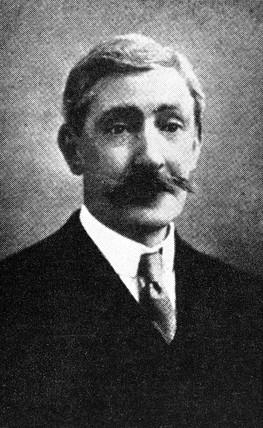 Edward John Bevan, English industrial chemist, c 1900.