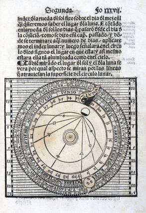 Calendar, 1551.