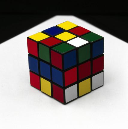 'Rubik Cube', c 1980s.