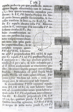 'If pulses are propagated through a fluid...', 1687.
