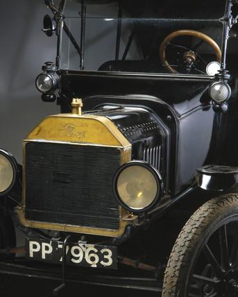 Ford Model T motor car, 1916.